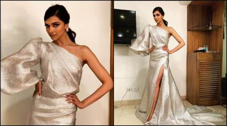 Elle Beauty Awards 2018: Deepika Padukone looks like a dream in this Gauri and Nainika gown