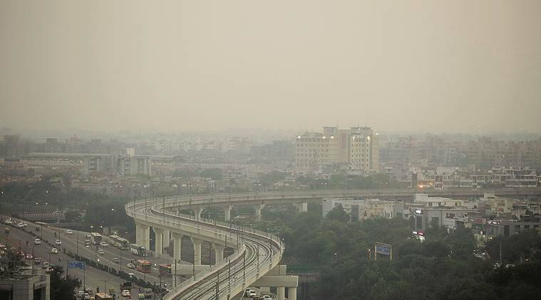 Delhi Air Quality Worsens, Gradually Inching Towards