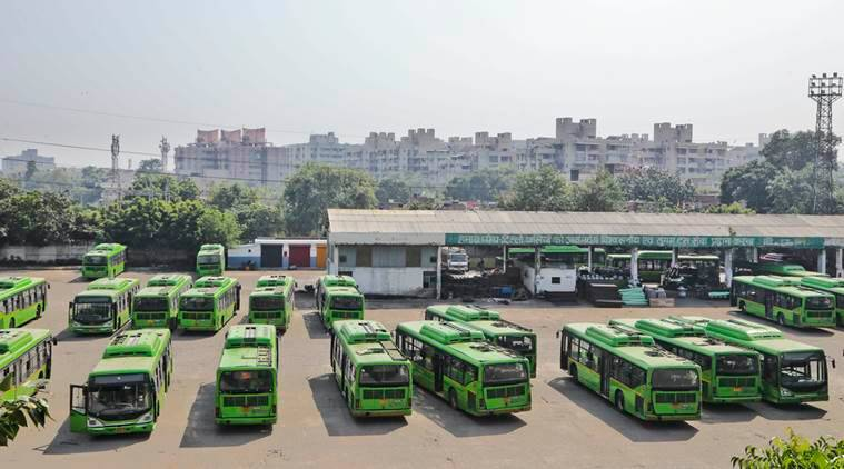 Image result for delhi bus service