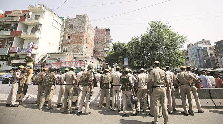 Delhi Police plan to build houses in Taimoor Nagar stuck over slum relocation