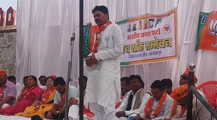 Rajasthan minister booked for seeking 'Hindu votes' for BJP