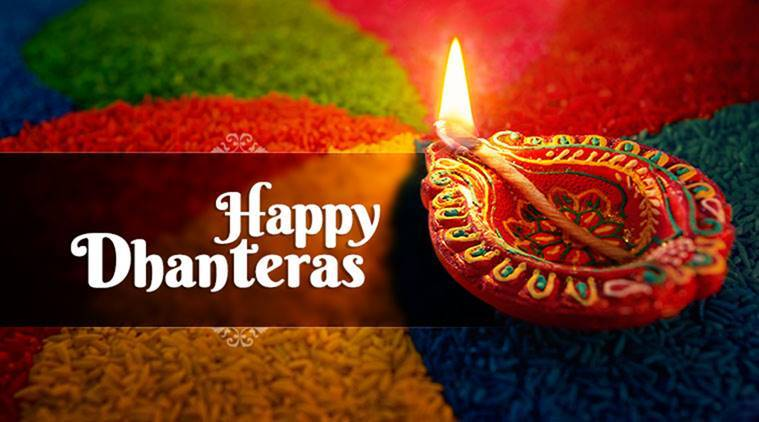 Happy Diwali And Dhanteras Wallpapers: Happy Dhanteras 2018: Wishes Images, Wallpapers, Quotes