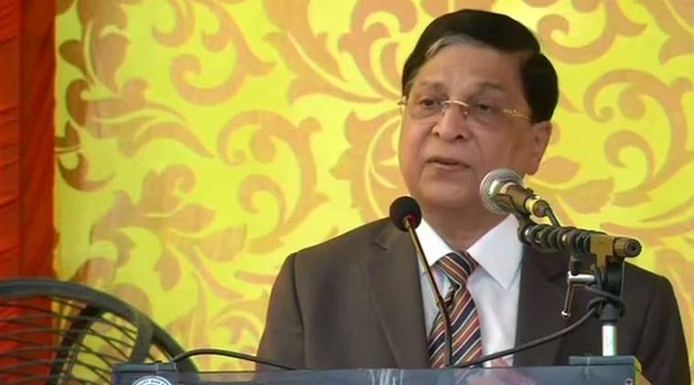 Women not chattel or objects: Ex-CJI Dipak Misra at DU event