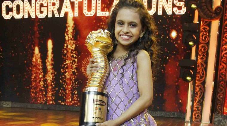 Dipali Borkar India Best Dramebaaz 3 winner