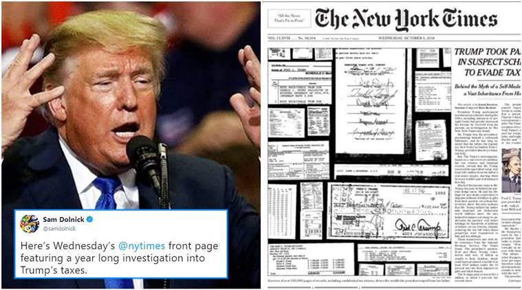 Leaked Family Documents Reveal Details of President Donald Trump's Fortune