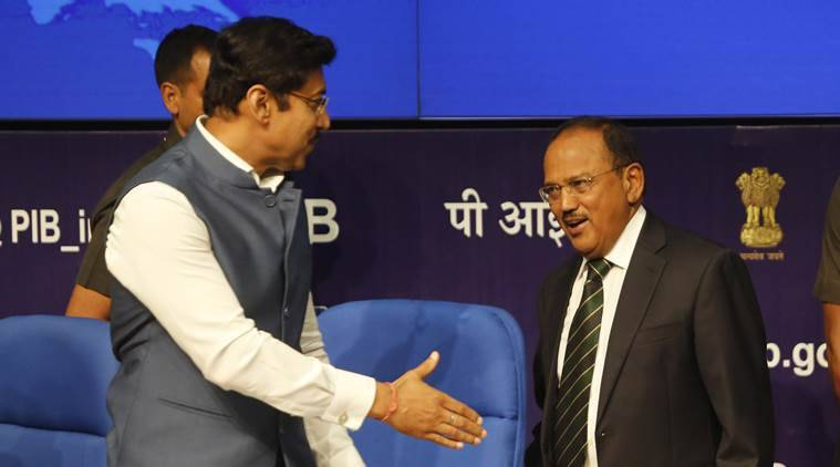 Need strong government for 10 years, enemies are within: Ajit Doval