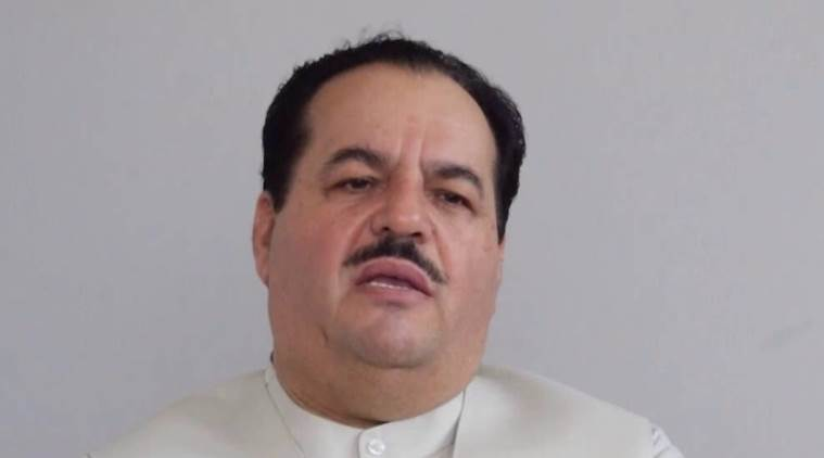 Jabar Qahraman, Afghan election candidate, killed in explosion in campaign office