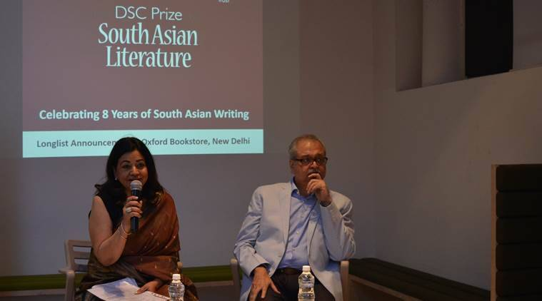 dsc prize, dsc longlist, dsc long list announced, arundhati roy, dsc longlist, indian express, indian express news