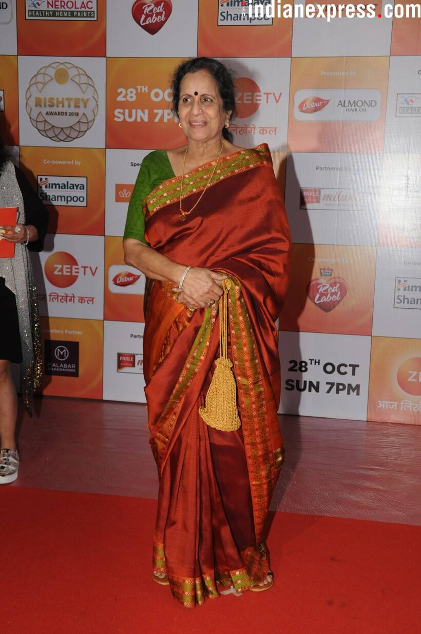 zee rishtey awards red carpet
