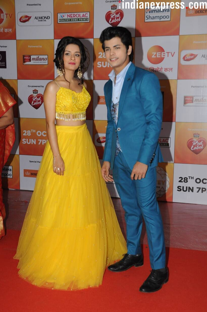 Siddharth Nigam and Avneet Kaur