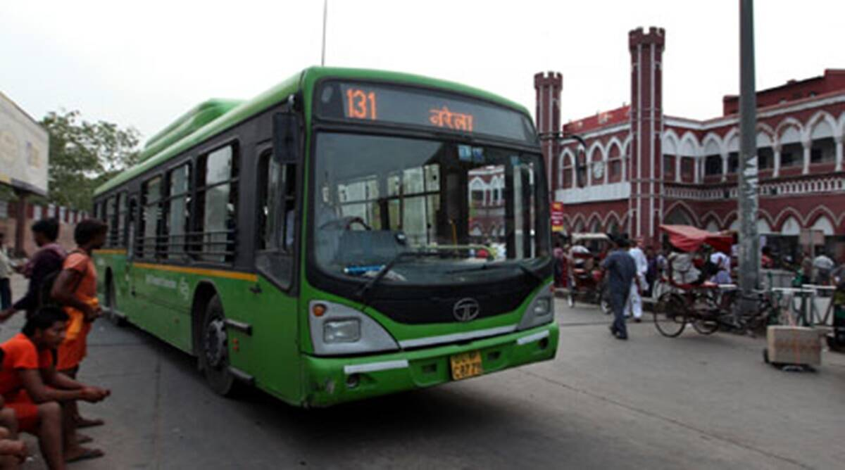 Delhi news, Delhi buses, digital tickets for delhi buses, delhi bus tickets via app, chartr app, delhi city news,latest delhi news, indian express news