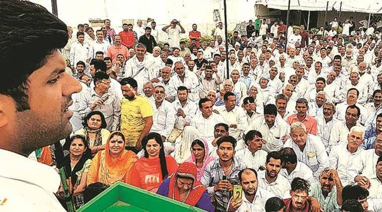 Amid family rift, Dushyant Chautala says not guilty