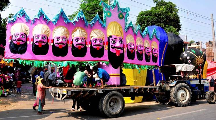 Dussehra live updates, Dussehra, Dussehra 2018, Happy Dussehra, Happy Dussehra 2018, Dussehra Celebration, Dussehra Celebration, India Vijayadashami, Vijayadashami 2018, Happy Vijayadashami, Happy Vijayadashami 2018, Dussehra live news, Dussehra News, Dussehra India
