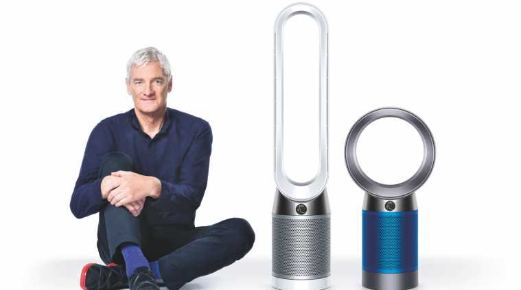 Air quality: Dyson's POLAR test challenges CADR