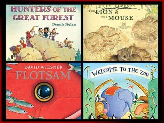 15 wonderful wordless picture books forchildren