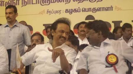 DMK MP TKS Elangovan relieved as party spokesperson