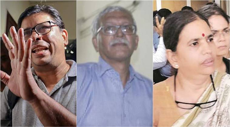 elgaar parishad case, bombay high court elgaar parishad, Sudha Bharadwaj, Arun Ferreira and Vernon Gonsalves,