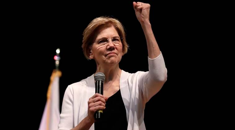 Democratic Senator Warren takes step toward 2020 US presidential bid