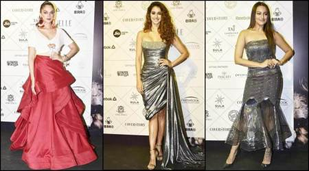 Elle Beauty Awards 2018: Disha Patani, Sonakshi Sinha, Aditi Rao Hydari sizzle at the red carpet