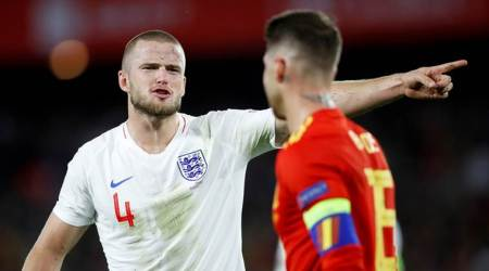 England must always take fight to opposition, says EricDier