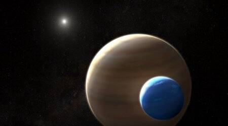 Astronomy, Planetary science, Spacecraft, Space observatories, Exoplanetology, Observational astronomy, Edwin Hubble, Hubble Space Telescope, Lockheed Corporation, Kepler, Planet, Neptune, giant gas planet, Columbia University, Assistant Professor, star