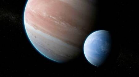 NASA, exoplanet discovered, The Neptune region ,satellite, solar system, science news, tech news, indian express news