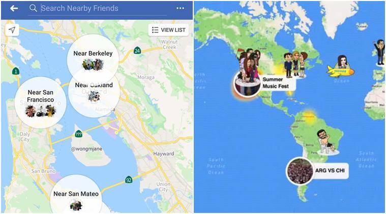 Facebook 'Nearby Friends' to get Snap Map-like makeover | Technology