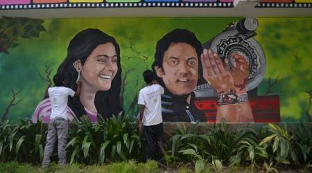 With Bollywood on its walls, Delhi's Rail Museum gives real colour to reelmemories