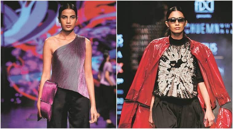 Lotus Makeup India Fashion Week: Artistic Flair