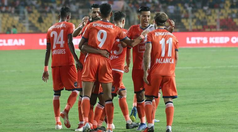 ISL 2018 Live Score, FC Goa vs Delhi Dynamos Live Streaming