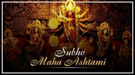 Happy Durga Ashtami 2018 Wishes Images, Photos, Pics, Quotes, Wallpaper, SMS, Messages, Status, Greetings