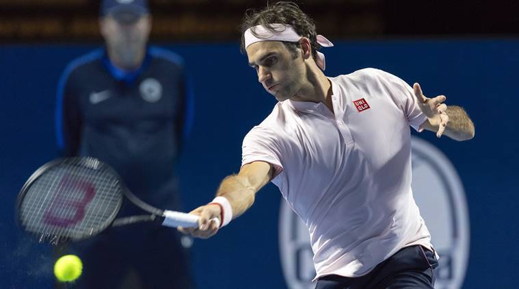 Federer powers past Struff into Basel quarter-finals