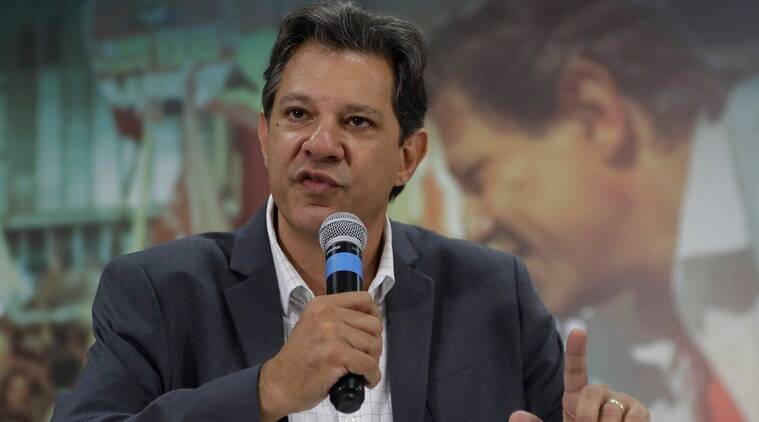 Brazil front-runner accused of illegal campaign practices