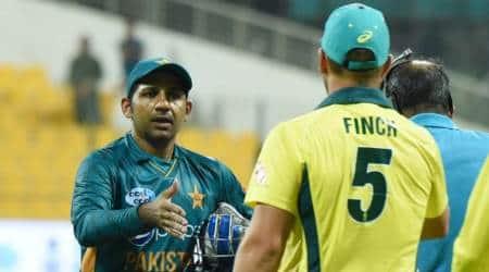 Australia tour of Pakistan