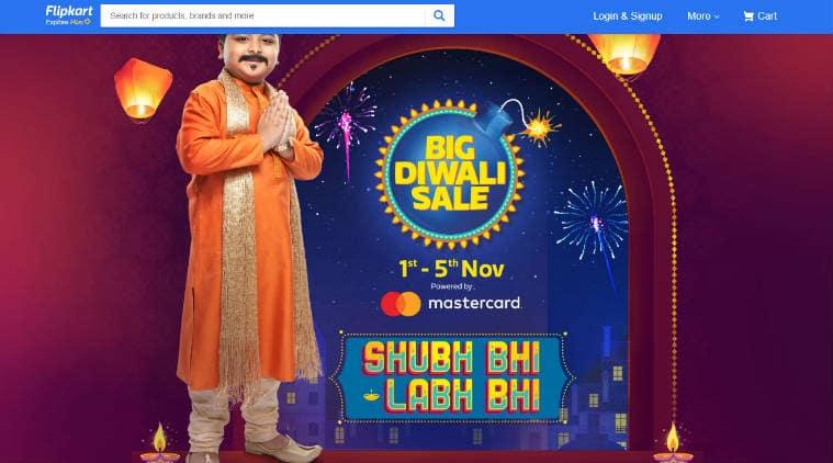 Flipkart Diwali 2018 sale starts today: Deals, discounts on