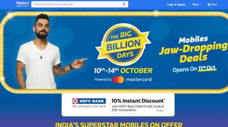 Flipkart, Flipkart offers, Flipkart sale today offer, Flipkart Big Billion Days sale, Realme C1, Samsung J3 Pro, Honor 7S, Realme C1 price in India, Realme C1 discount, Honor 7S discount