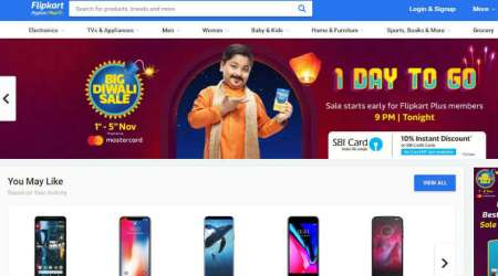 Flipkart, Flipkart Diwali 2018, Flipkart Diwali 2018 Sale, top deals for Diwali on Flipkart, Flipkart Diwali Sale 2018, smartphone deals on Flipkart Diwali sale, Flipkart Diwali Sale 2018 Offers, Flipkart Diwali Offers, best Diwali deals Flipkart, Flipkart Offer, Flipkart Offers 2018, Diwali 2018, Diwali 2018 Offers, Diwali, Flipkart Diwali 2018 Mobile Offers, Flipkart Sale 2018, Flipkart Sale Offers