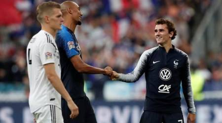 UEFA Nations League: Germany's struggles continue with loss toFrance