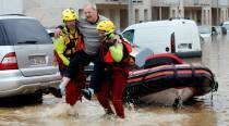 At least 13 killed by flash floods in southernFrance
