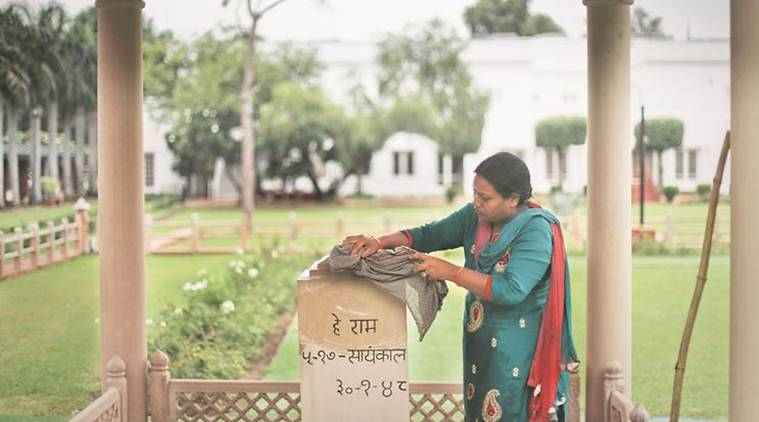 Mahatma Swachh Bharat: Where his journey ended, a new beginning for her — every day