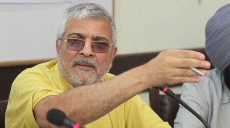 Punjabi University: Patiala MP Dharamvir Gandhi meets protesting students, backs demand for 24-hr girls' hostel