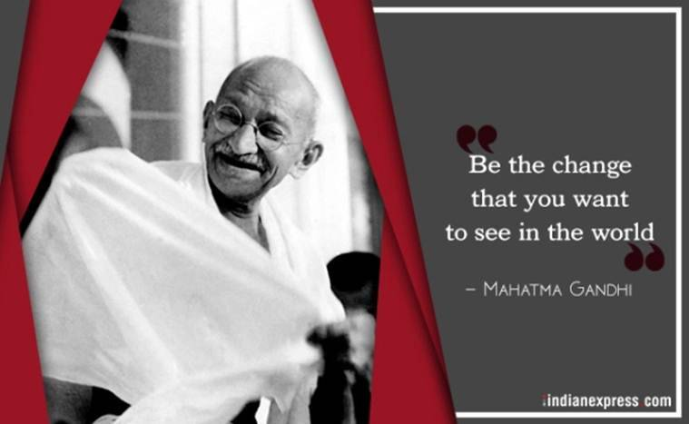 Gandhi Jayanti 2018 Here Are The Top Inspirational Quotes By