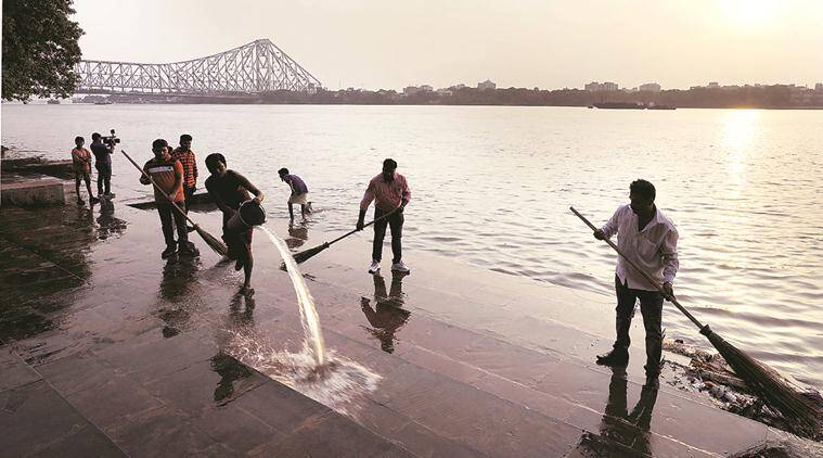 Overseas Indians contributed less than 2 per cent to Clean Ganga Fund, 86 per cent from govt entities