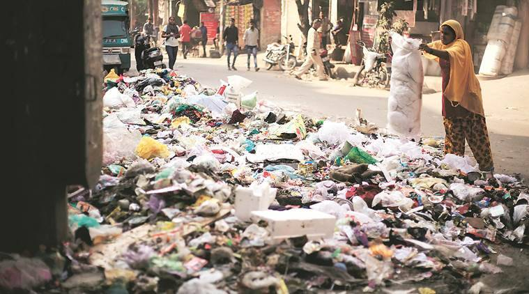 Garbage segragation Bangalore cleanliness fines penalty BBMP