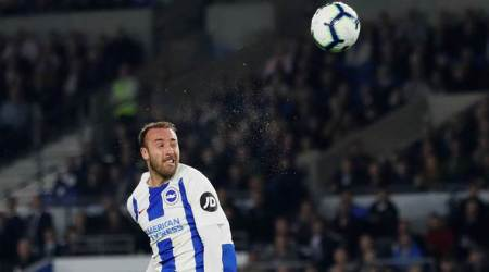Premier League: Evergreen Glenn Murray gives Brighton 1-0 win over West Ham