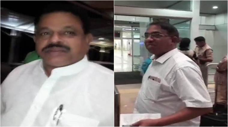 Two Goa Congress MLAs leave for Delhi, may join BJP