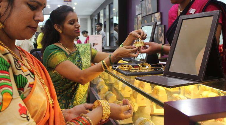 Gold imports up 4 per cent to USD 17.63 billion in Apr-Sep 2018-19