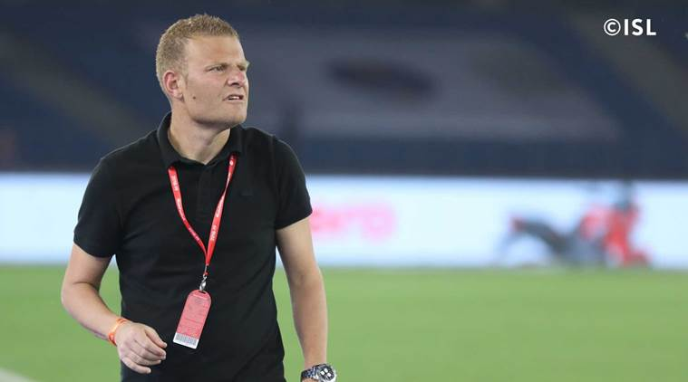 Delhi Dynamos coach Josep Gombau. (Source: File)
