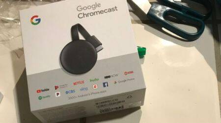 Google 3rd gen Chromecast, Google 3rd gen Chromecast leak, Google 3rd gen Chromecast price in India, Google 3rd gen Chromecast features, Google 3rd gen Chromecast, specifications, Google 3rd gen Chromecast streaming dongle, Google 3rd gen Chromecast October 9 launch, Google, Chromecast