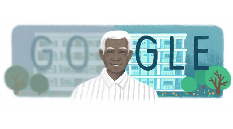 Dr Govindappa Venkataswamy remembered by Google on 100th birthday